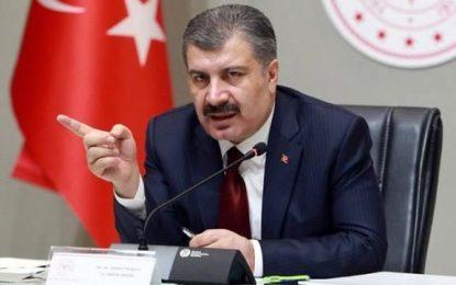 Fahrettin Koca istifa mı ediyor? Sosyal medya bu iddiayla çalkalanıyor