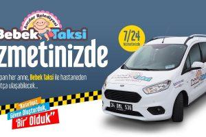 İzmit Belediyesinin Anne Taksi'si Avcılar Belediyesine örnek oldu