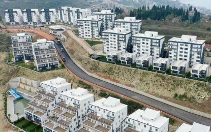 Vadi İzmit evlerinde 29 daire satışa çıkıyor