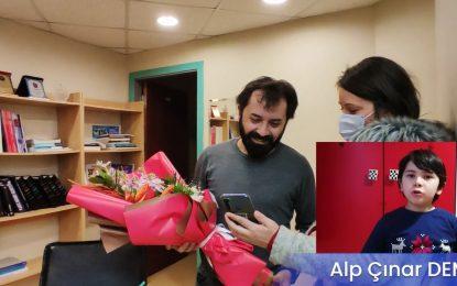 İzmit Belediyesinin sağlık çalışanlarına yaptığı sürprizler gönülleri fethetti