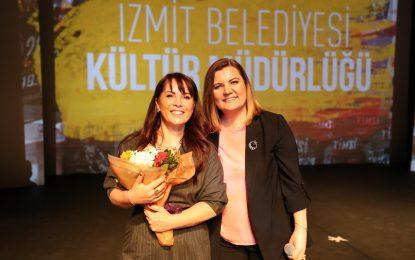 İzmit'in 2021 Yılı Kültür Hikayesi ünlü sanatçılardan büyük destek gördü