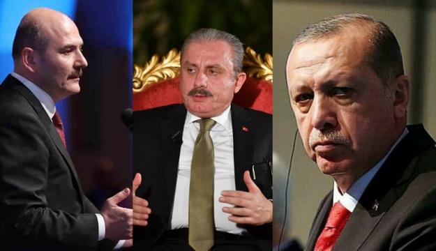 Bomba İddia! Erdoğan'dan Şentop'a: Soylu'yu makamına çağır ve..