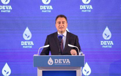 DEVA Partisi teşkilatları birbirine girdi! Ali Babacan'a büyük şok