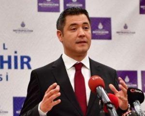 İBB Sözcüsü Murat Ongun'dan, iktidara yakın gazeteciye sert tepki!
