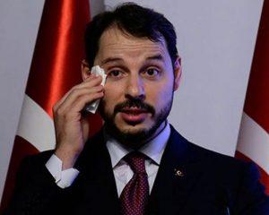 """Sedat Peker'den, Berat Albayrak paylaşımı: """"Sizi mahvedeceğim!"""""""