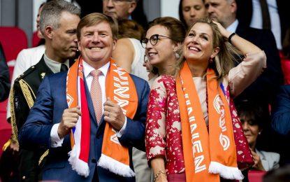 ÜZÜLDÜK AMA, SPORA SİYASETİ KARIŞTIRAN ŞIMARIK HOLLANDA'YA OH OLDU!