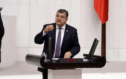 """Milletvekili Sındır, """"Osmanağaoğlu, Atatürk düşmanı arıyorsa ittifak ortaklarına baksın!"""""""