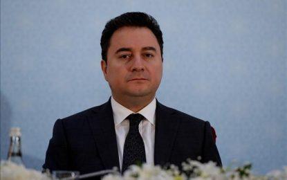 Ali Babacan isim vermeden CHP'yi eleştirdi: Yapamayacaklar