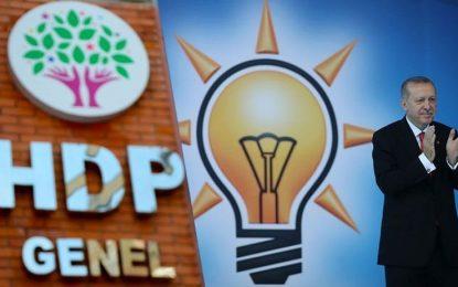 HDP, Cumhur İttifakı'na mı katılıyor? Pervin Buldan AKP'ye göz kırptı