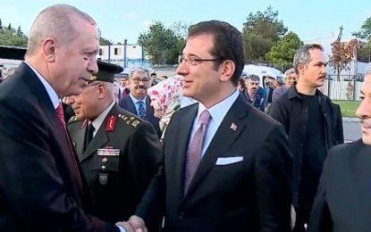 İktidara yakın yazardan Erdoğan'ı kızdıracak İmamoğlu yazısı!
