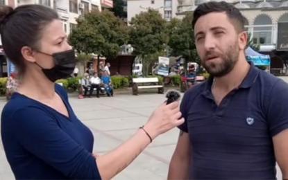 Rize'de ikinci gözaltı: Erdoğan'ı eleştirdi, gözünü karakolda açtı