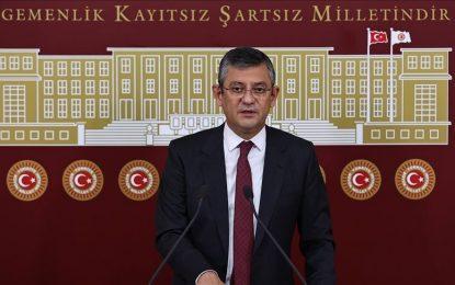 """Özgür Özel'den flaş 'erken seçim' açıklaması: """"ERKEN SEÇİMRECEP TAYYİP ERDOĞAN'IN İKTİDARINI BİTİRİR"""""""