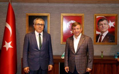 Gelecek Partisi Antalya 襤l Ba�kan覺 Beytullah Demir �irkin sald覺r覺y覺 k覺nad覺