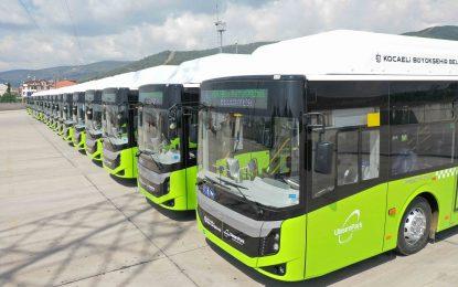 Başkan Büyükakın, müjdeli haberi sosyal medya hesaplarından duyurdu: Yeni otobüslerimiz geliyor, bu daha başlangıç