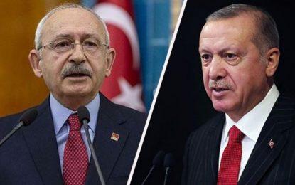 Erdoğan'a anket şoku! Kılıçdaroğlu, Cumhurbaşkanlığı'nı alıyor
