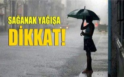 Marmara Bölgesinde Kuvvetli Rüzgar ve Fırtınaya Dikkat!